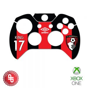 47ed3c94e173 AFC Bournemouth Xbox One Controller Skin – Any Name and Number