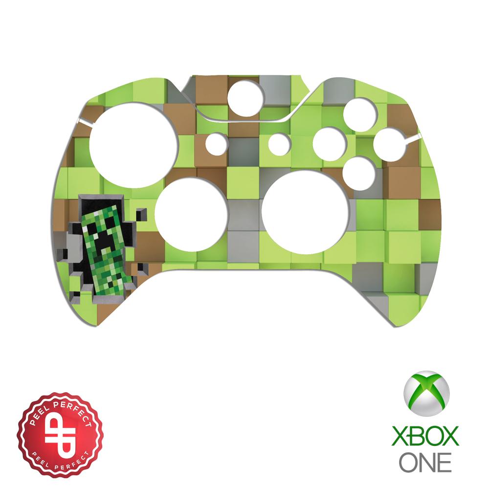 Minecraft Xbox One Controller Skin